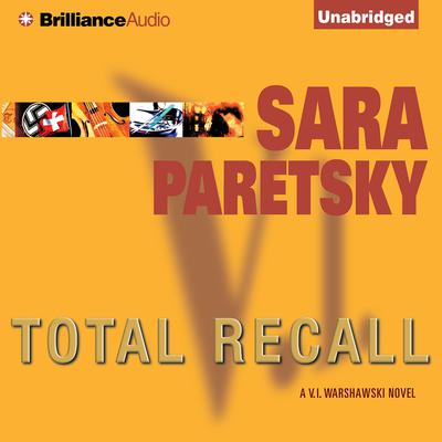 Total Recall Audiobook, by Sara Paretsky