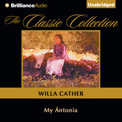 My Ántonia, by Willa Cather, Willa Cather