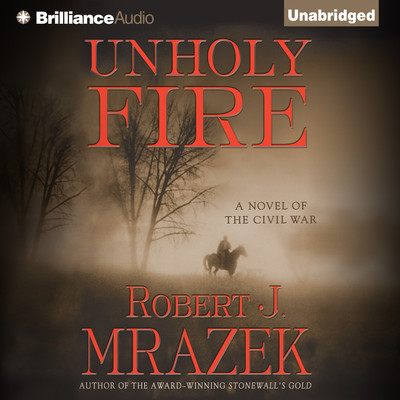 Unholy Fire Audiobook, by Author Info Added Soon