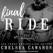 Final Ride Audiobook, by Chelsea Camaron