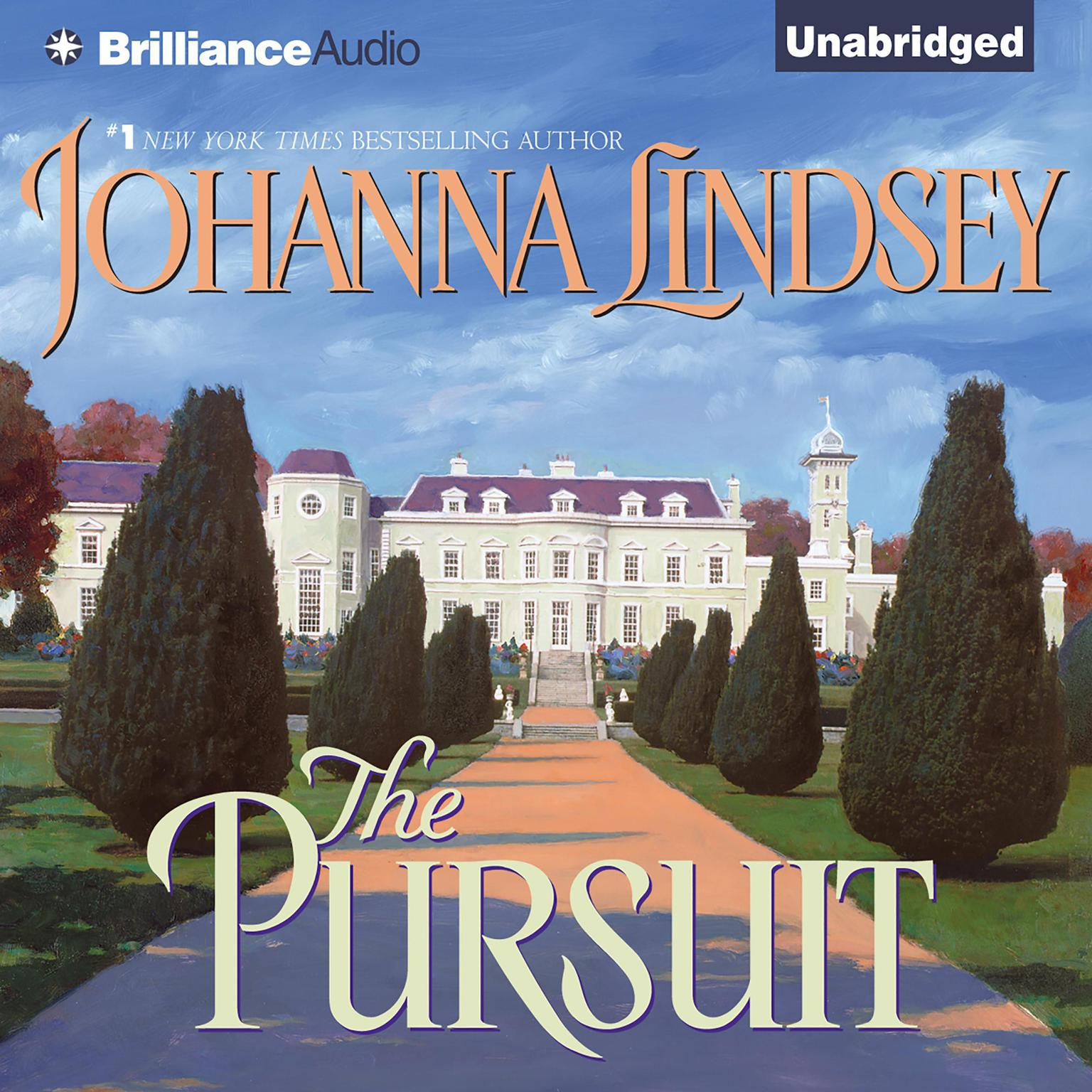 Printable The Pursuit Audiobook Cover Art