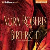 Birthright, by Nora Roberts