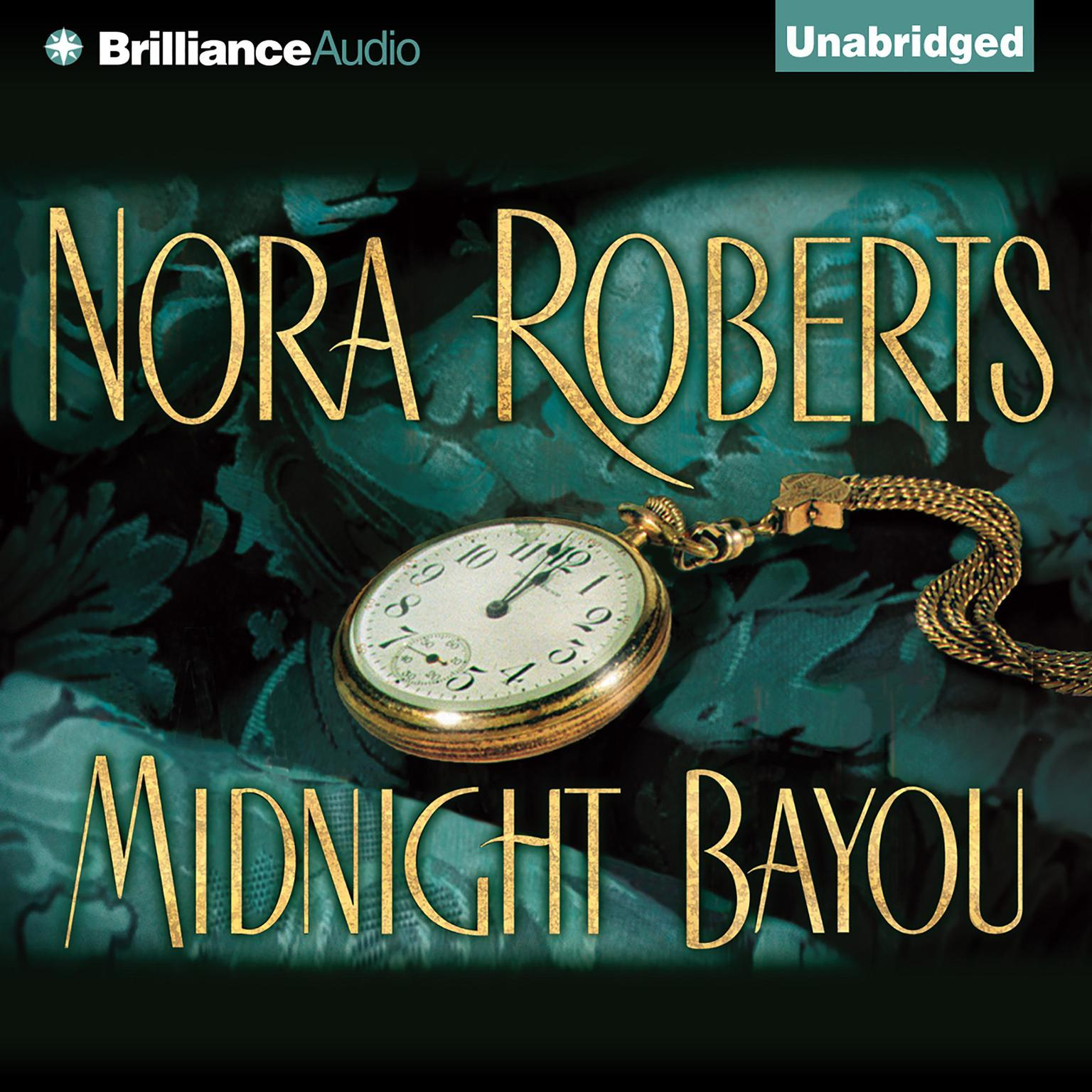 Printable Midnight Bayou Audiobook Cover Art
