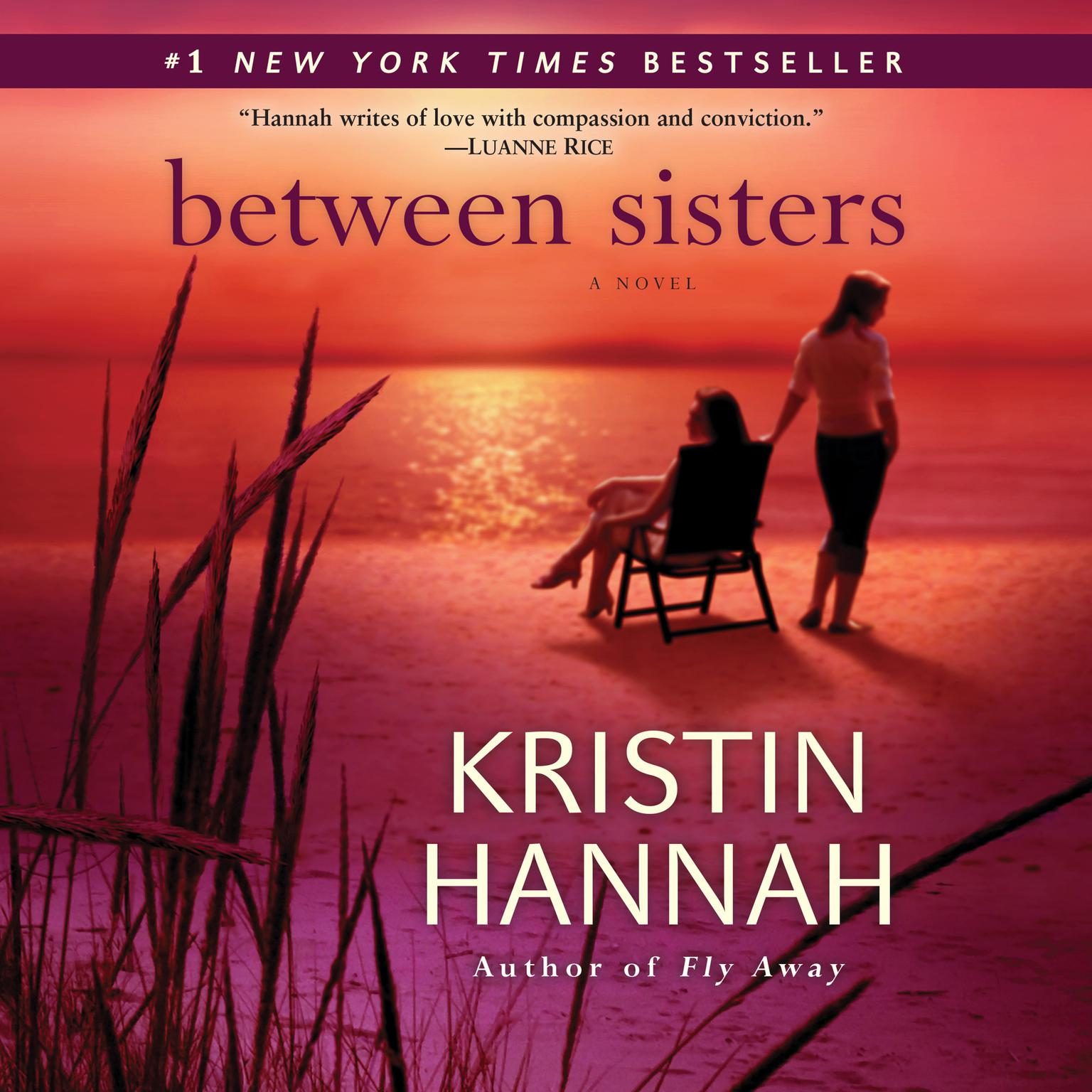 Printable Between Sisters Audiobook Cover Art