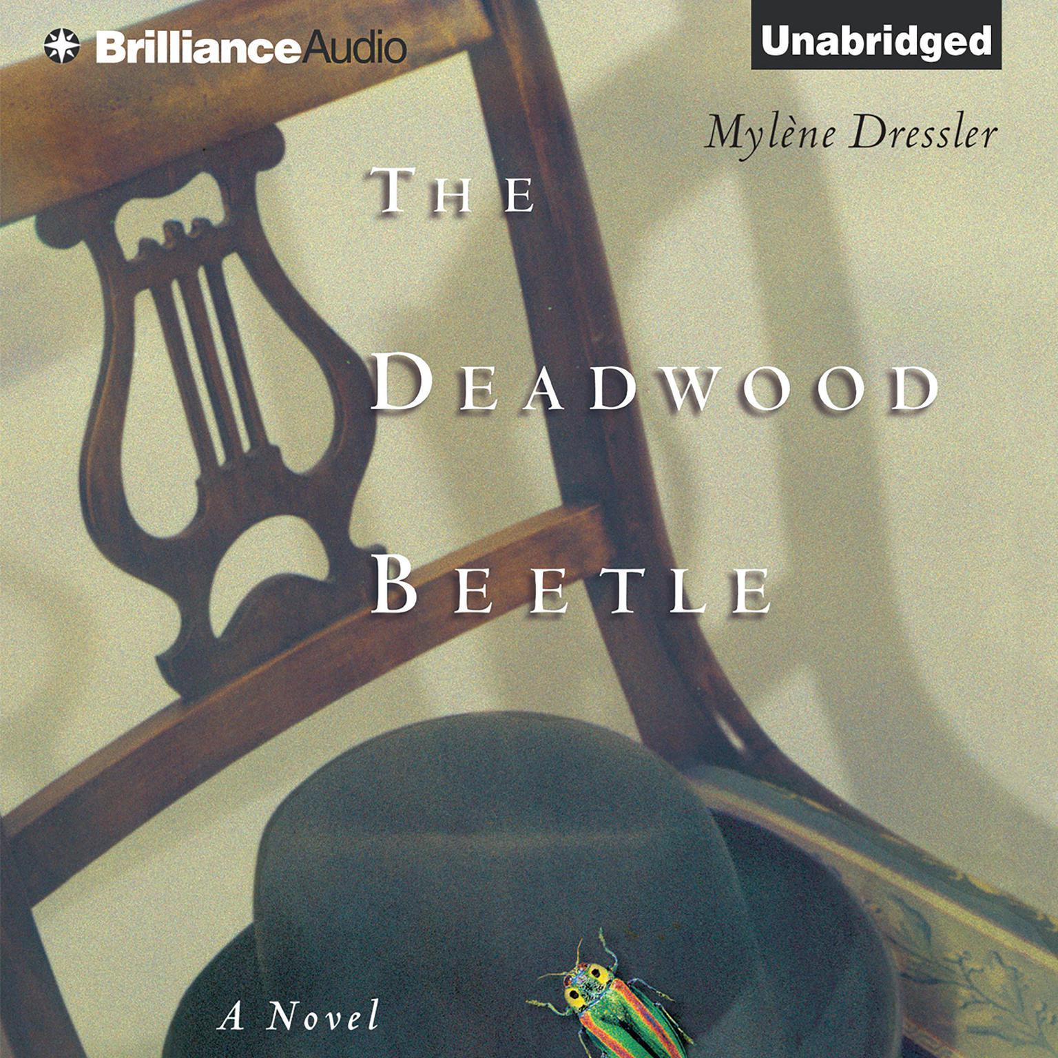 Printable The Deadwood Beetle: A Novel Audiobook Cover Art