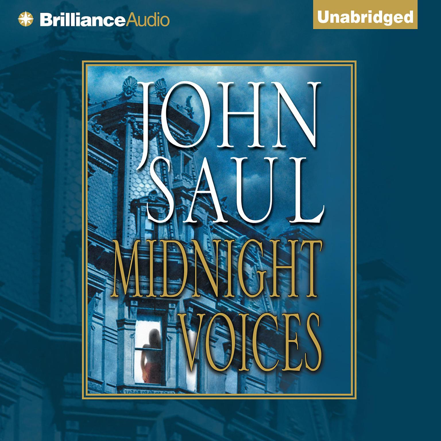 Printable Midnight Voices Audiobook Cover Art