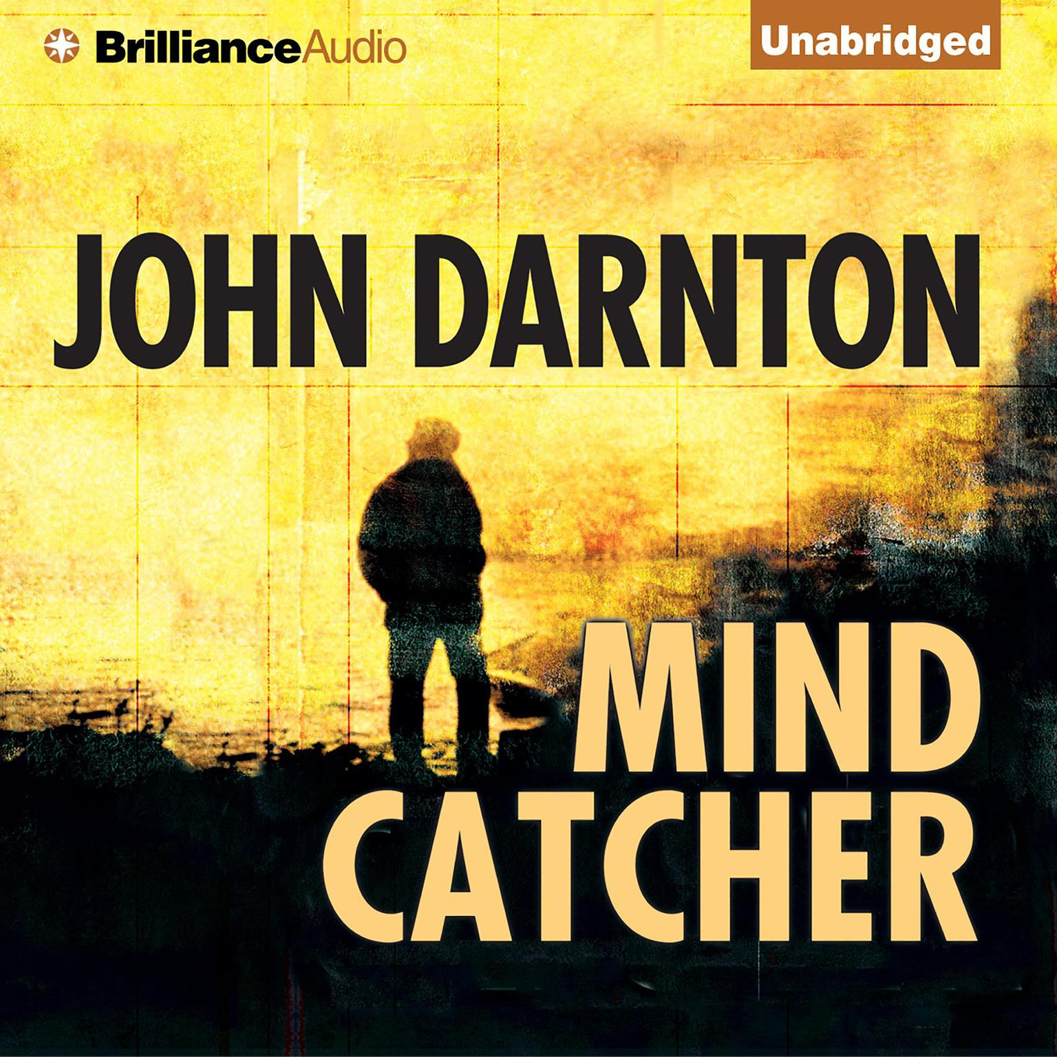Printable Mind Catcher Audiobook Cover Art