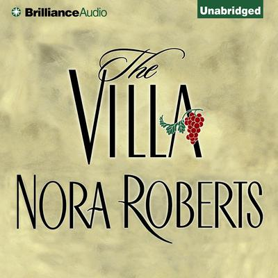 The Villa Audiobook, by Nora Roberts
