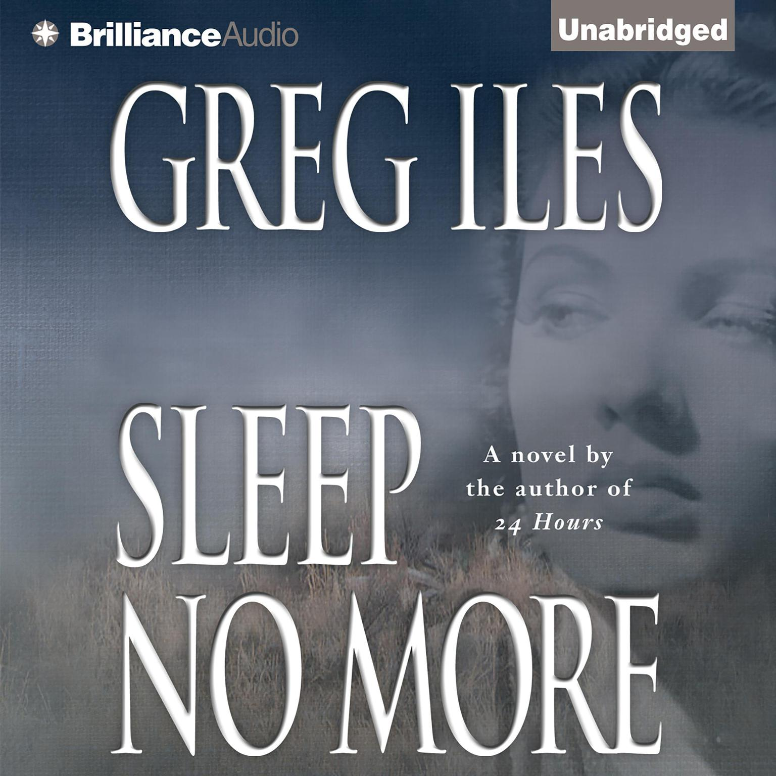 Printable Sleep No More Audiobook Cover Art