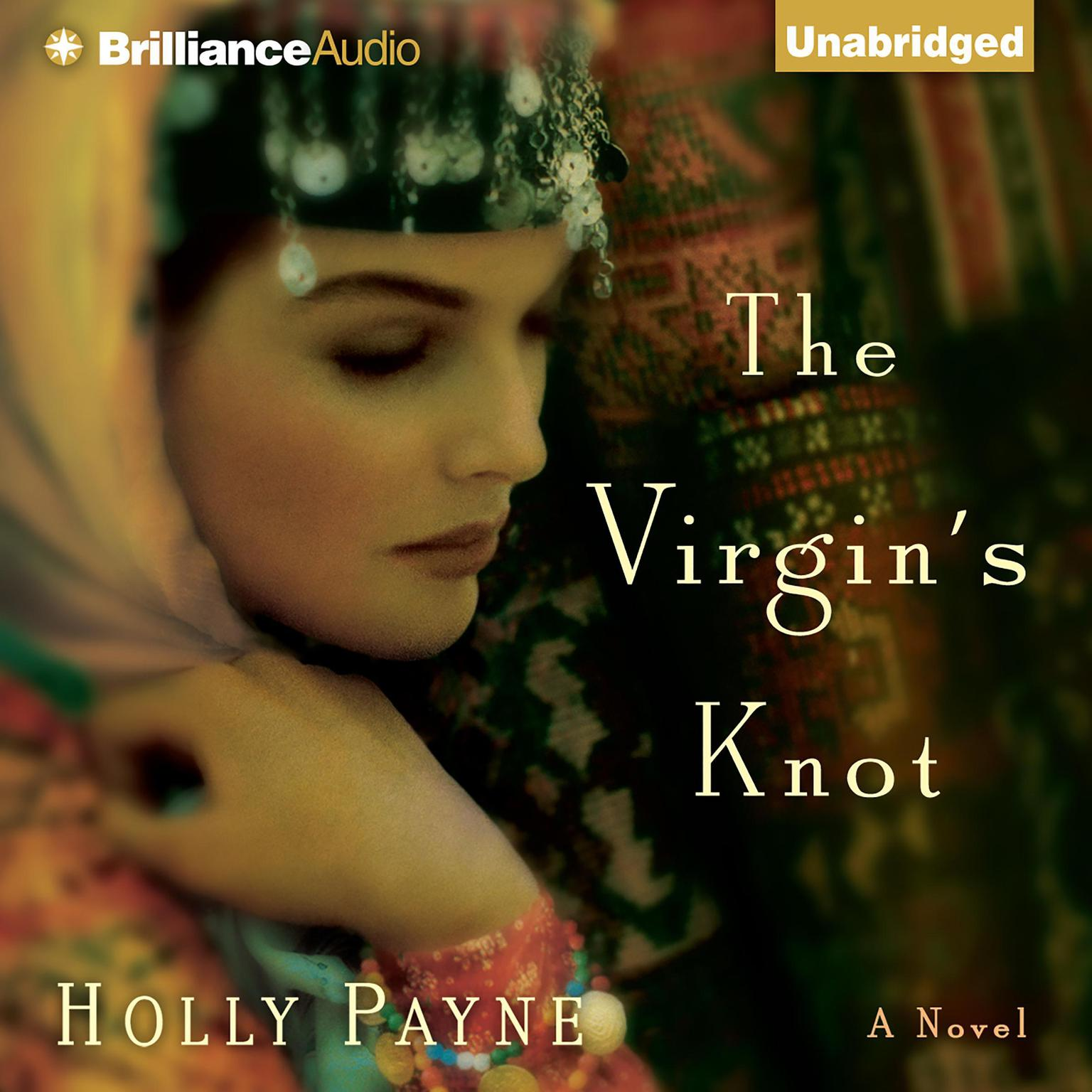 Printable The Virgin's Knot Audiobook Cover Art