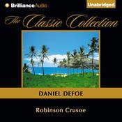 Robinson Crusoe, by Daniel Defoe, Daniel Defoe