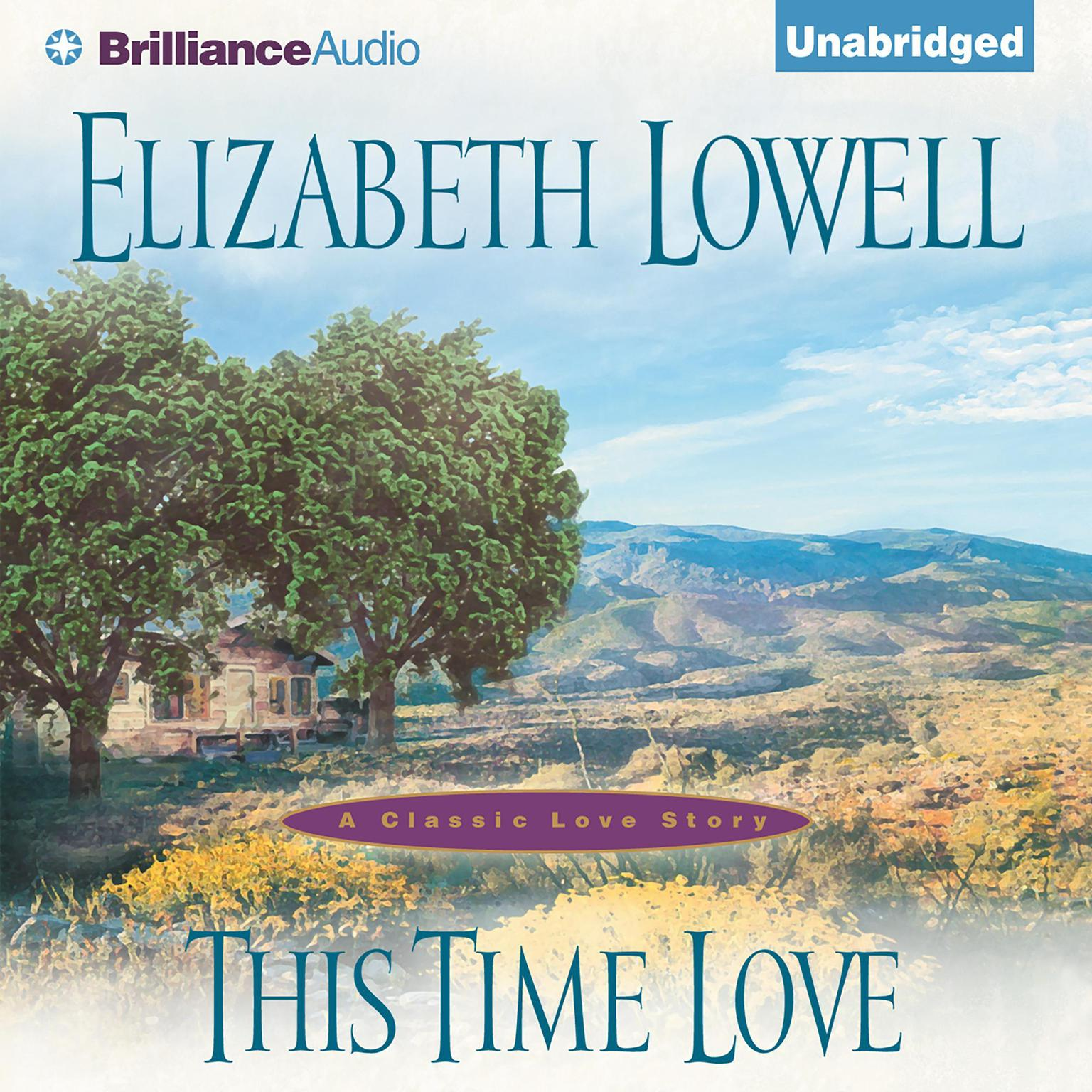 Printable This Time Love: A Classic Love Story Audiobook Cover Art