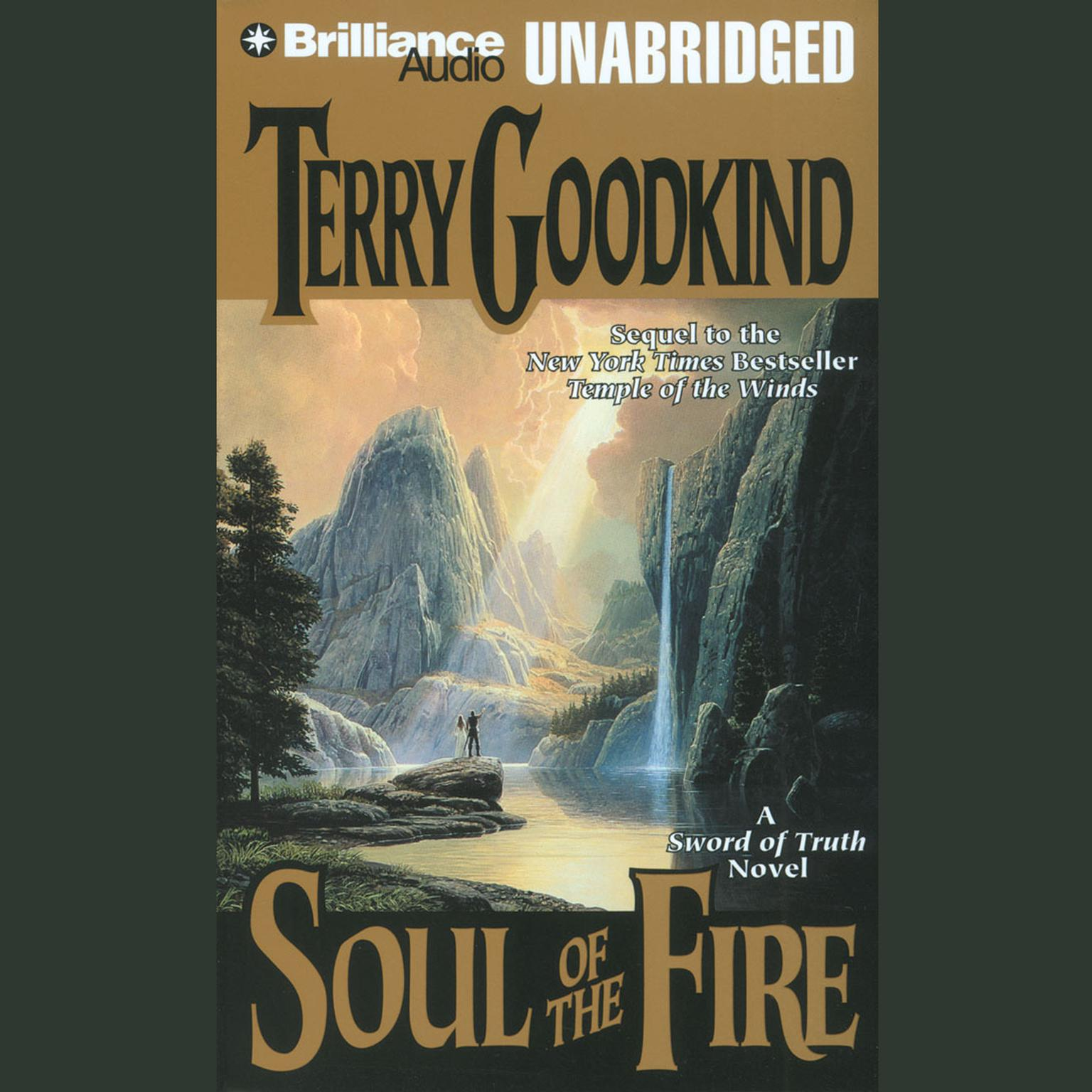 Printable Soul of the Fire Audiobook Cover Art