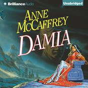 Damia Audiobook, by Anne McCaffrey