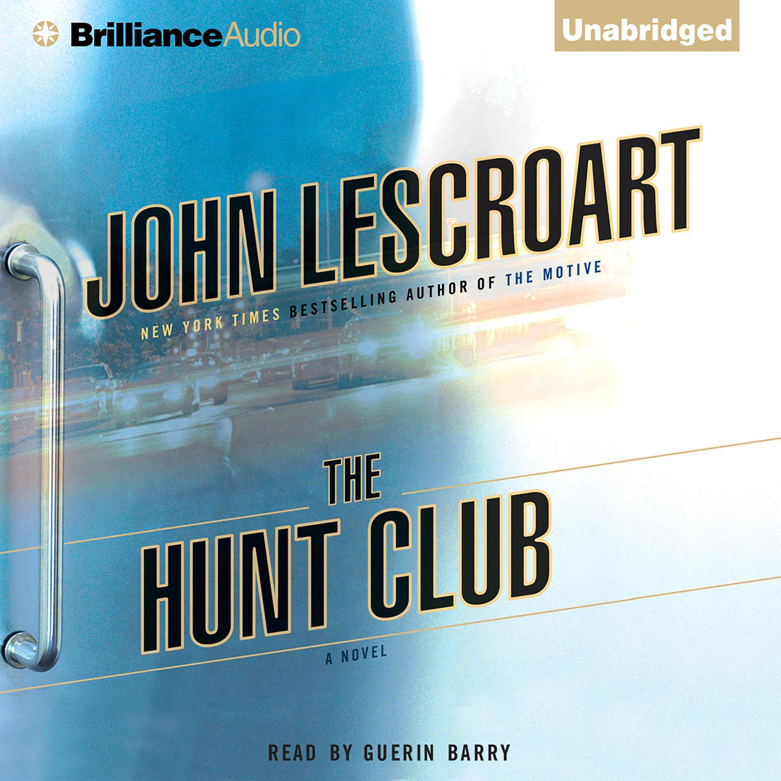 Printable The Hunt Club: A Novel Audiobook Cover Art