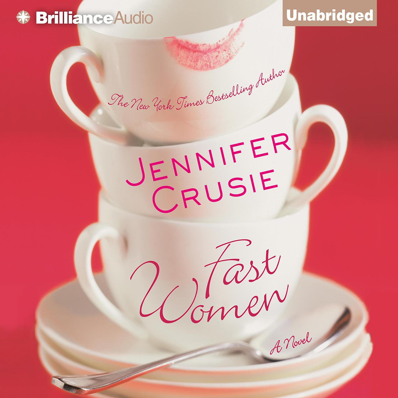 Printable Fast Women Audiobook Cover Art