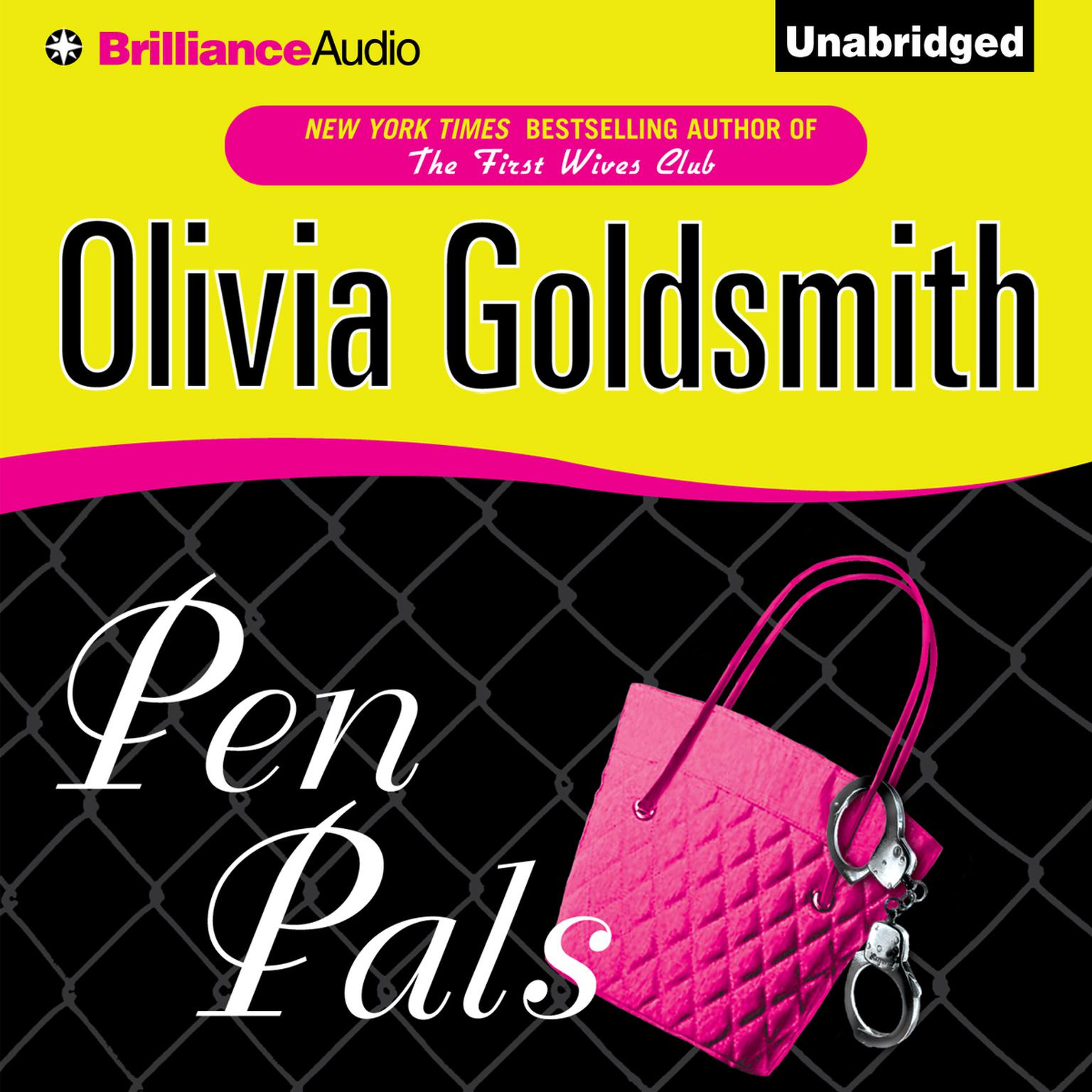 Printable Pen Pals Audiobook Cover Art