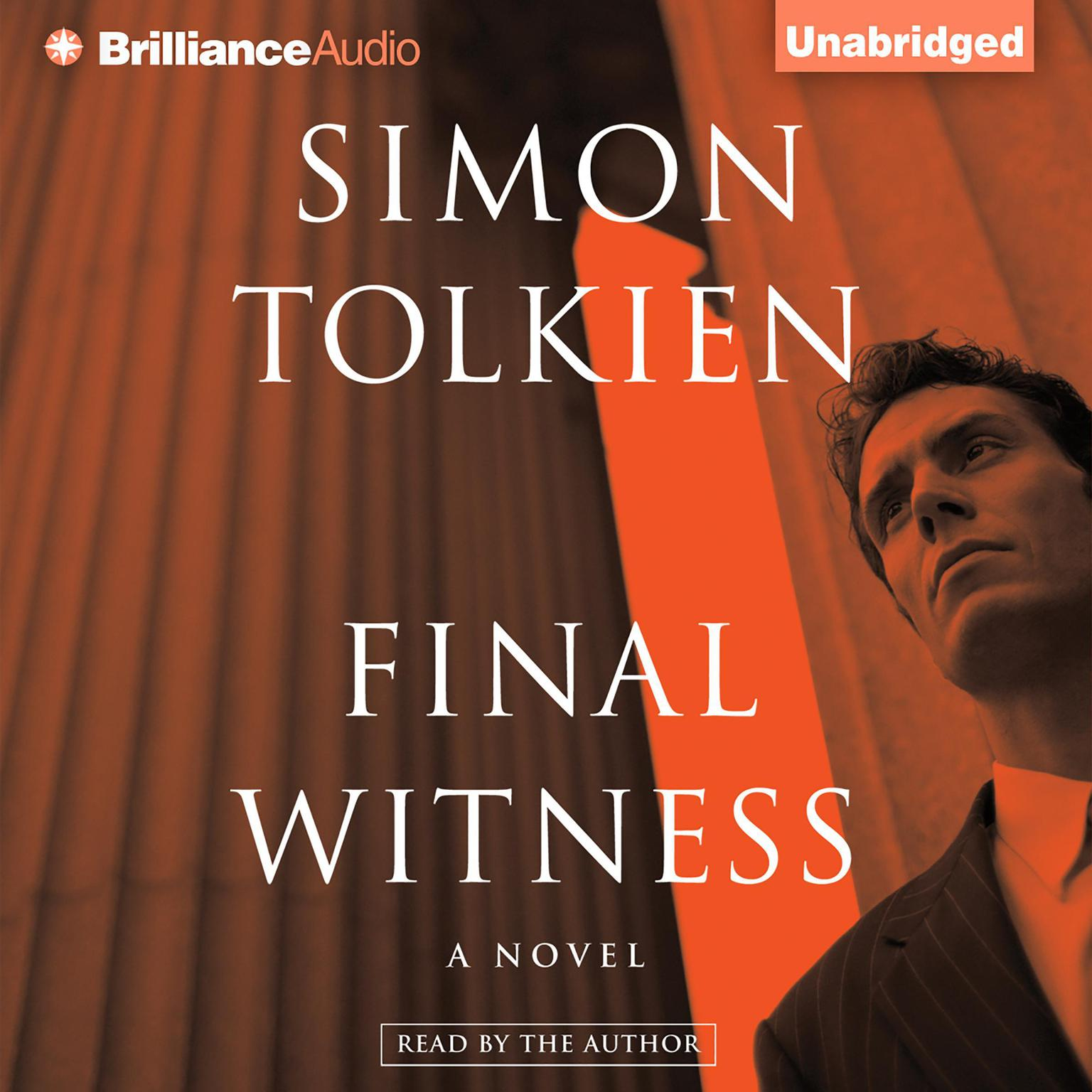 Printable Final Witness: A Novel Audiobook Cover Art