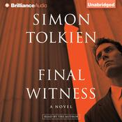 Final Witness: A Novel, by Simon Tolkien