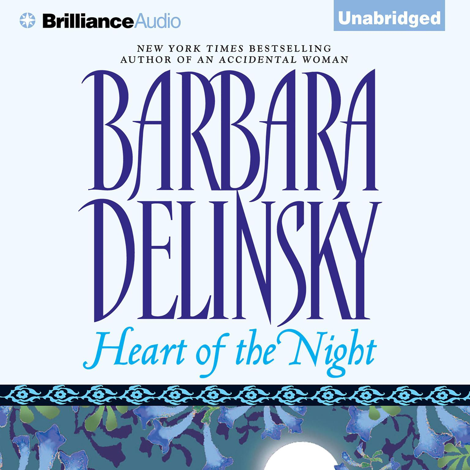 Printable Heart of the Night Audiobook Cover Art