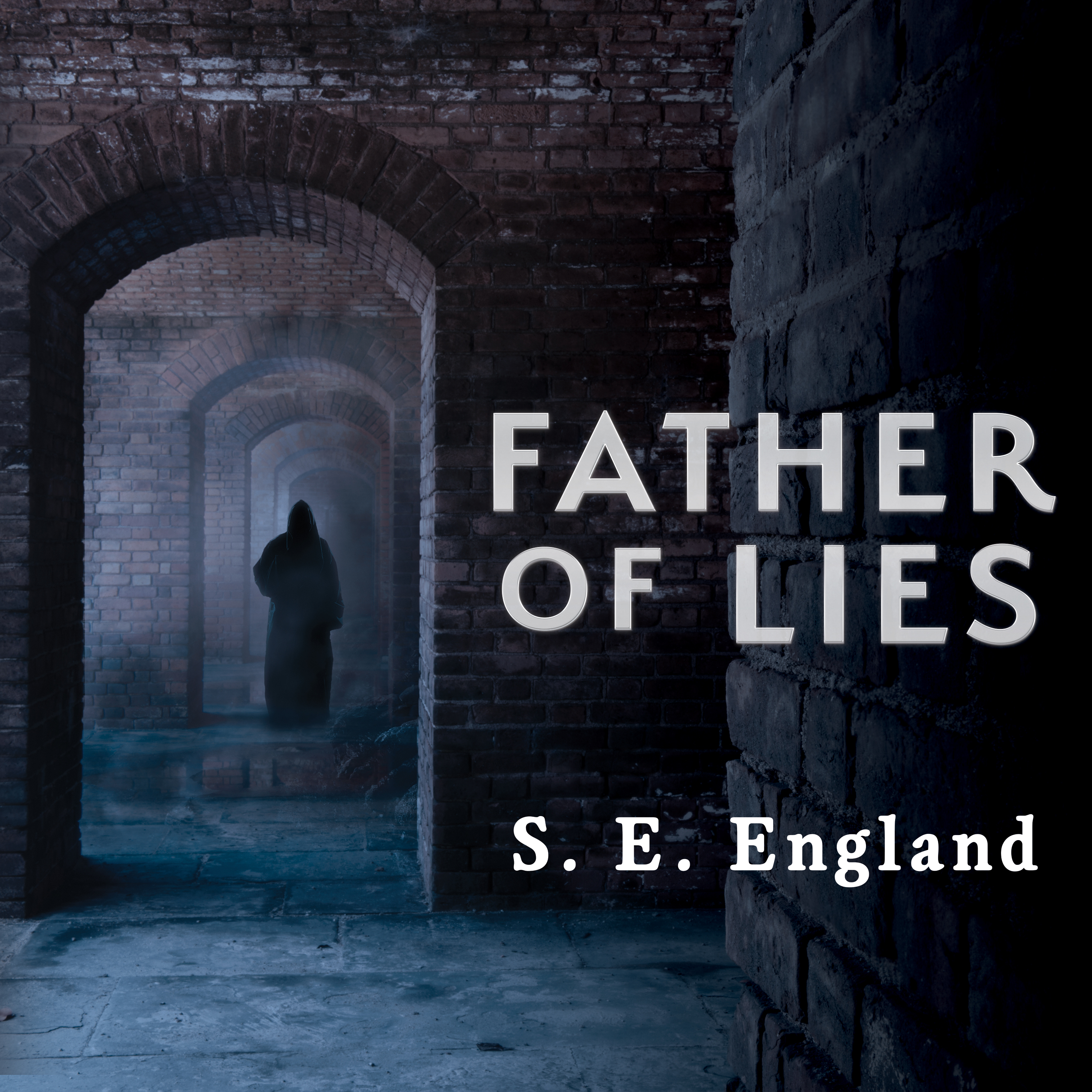 Printable Father of Lies Audiobook Cover Art