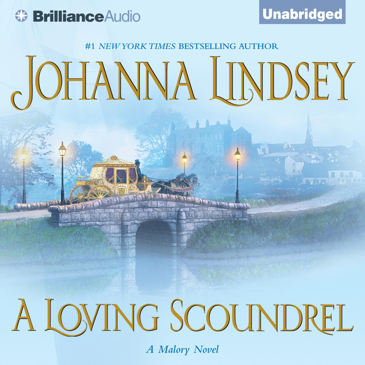 Printable A Loving Scoundrel Audiobook Cover Art