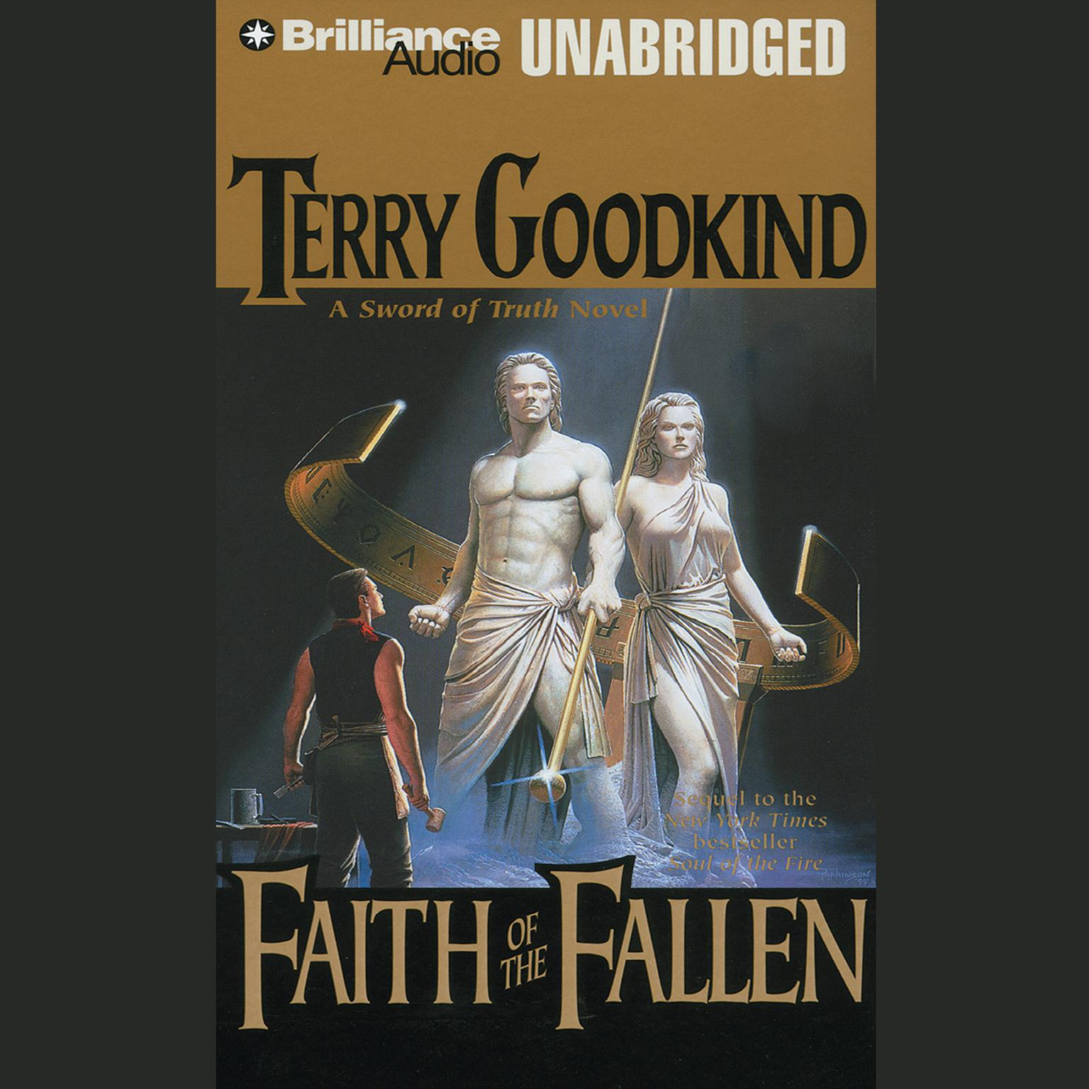Printable Faith of the Fallen Audiobook Cover Art