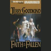 Faith of the Fallen Audiobook, by Terry Goodkind