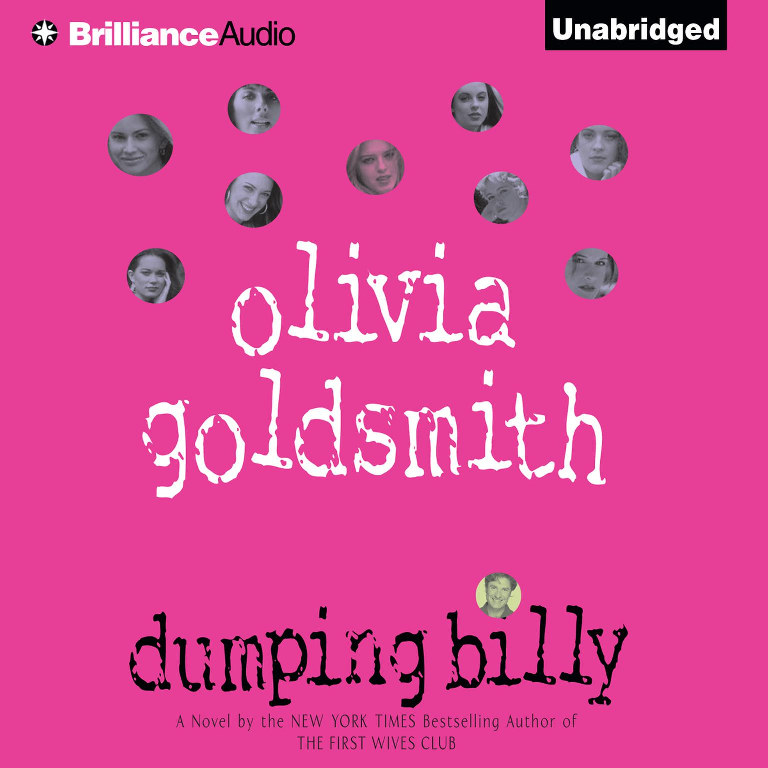 Printable Dumping Billy Audiobook Cover Art