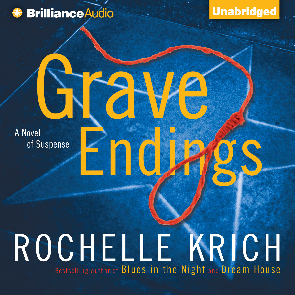 Printable Grave Endings: A Novel of Suspense Audiobook Cover Art