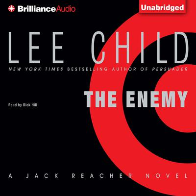 The Enemy Audiobook, by Lee Child