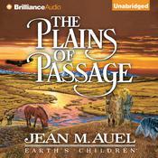 The Plains of Passage Audiobook, by Jean M. Auel