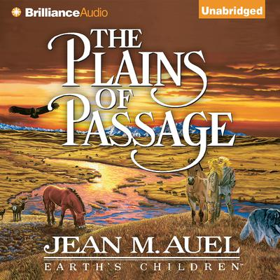 The Plains of Passage Audiobook, by Jean M. Auel