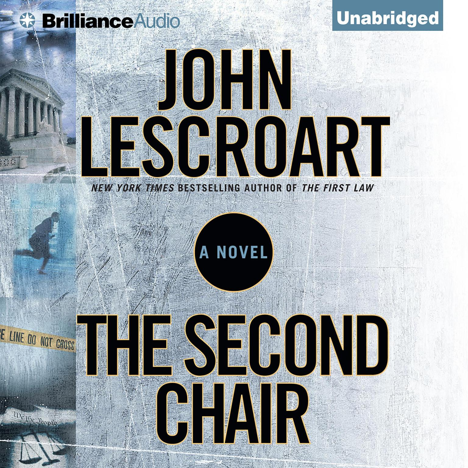 Printable The Second Chair Audiobook Cover Art
