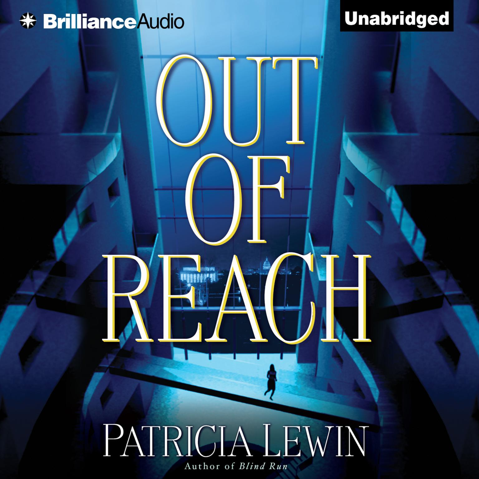 Printable Out of Reach Audiobook Cover Art
