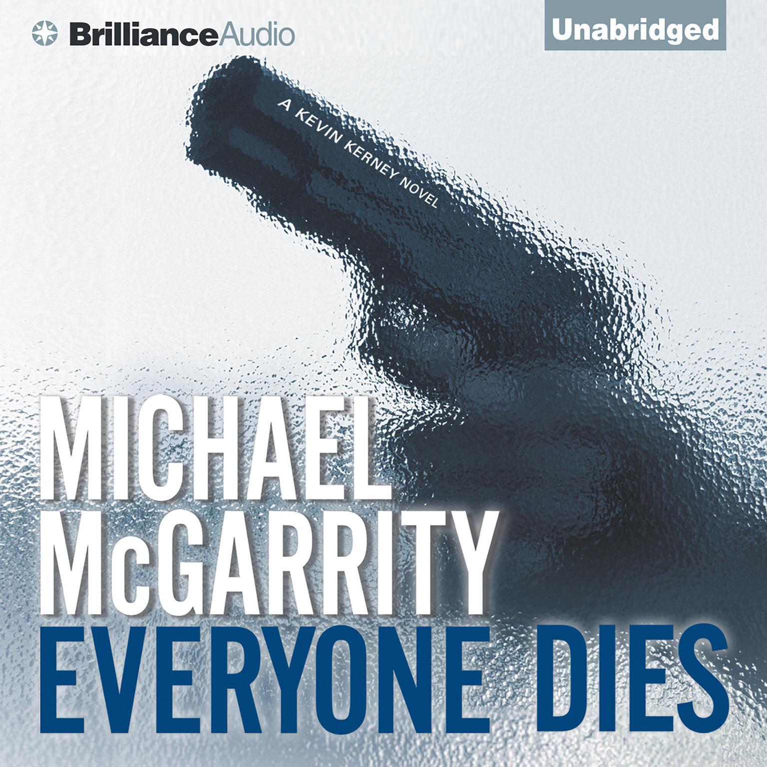 Printable Everyone Dies Audiobook Cover Art