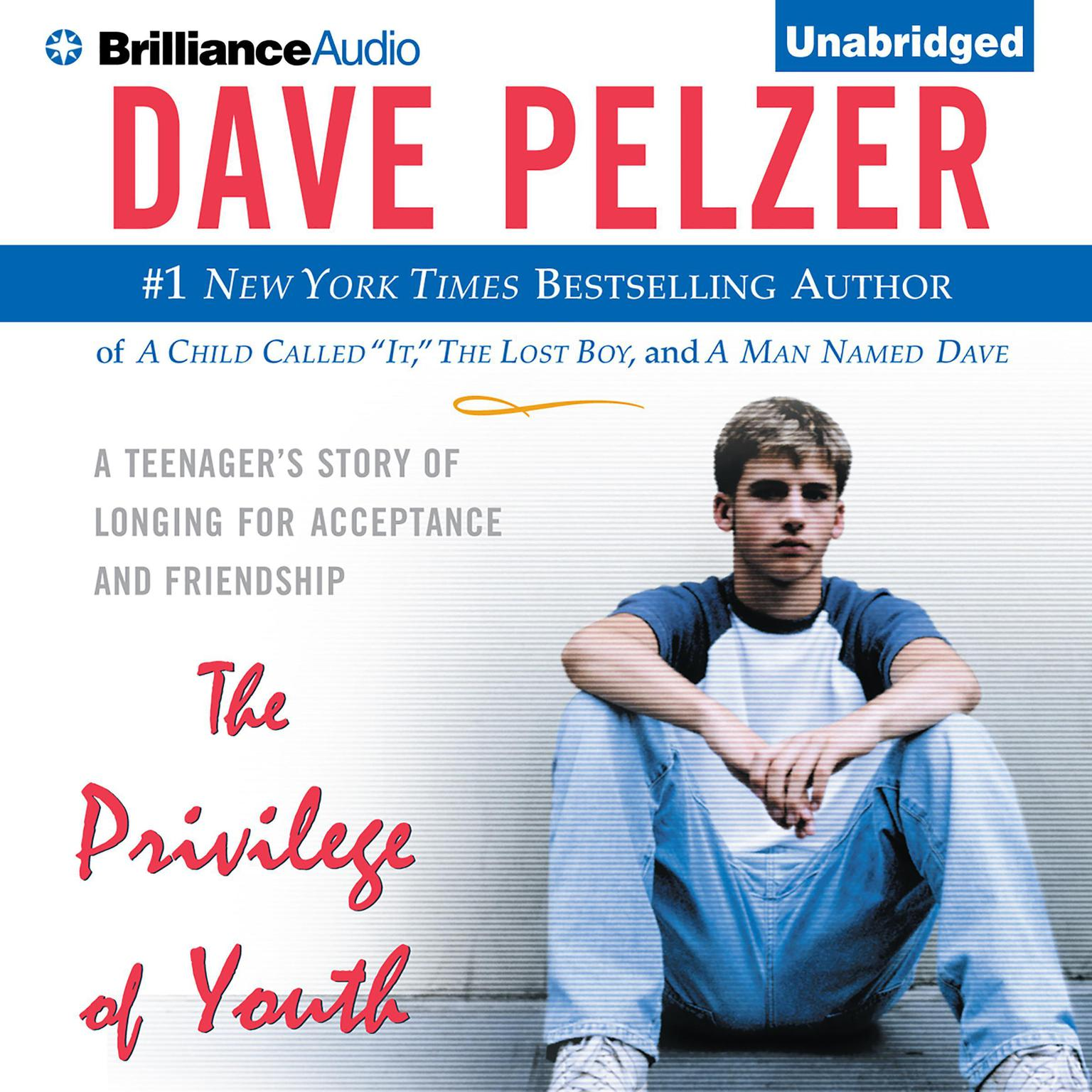 Printable The Privilege of Youth: A Teenager's Story of Longing for Acceptance and Friendship Audiobook Cover Art