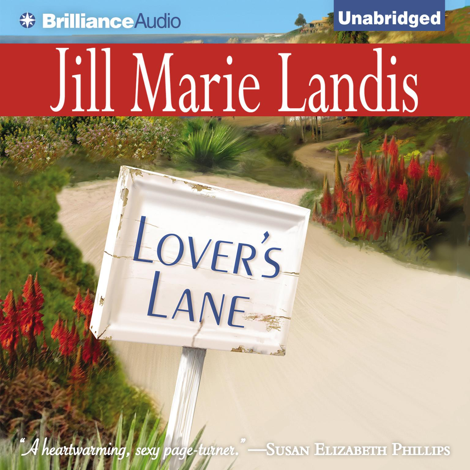 Printable Lover's Lane Audiobook Cover Art