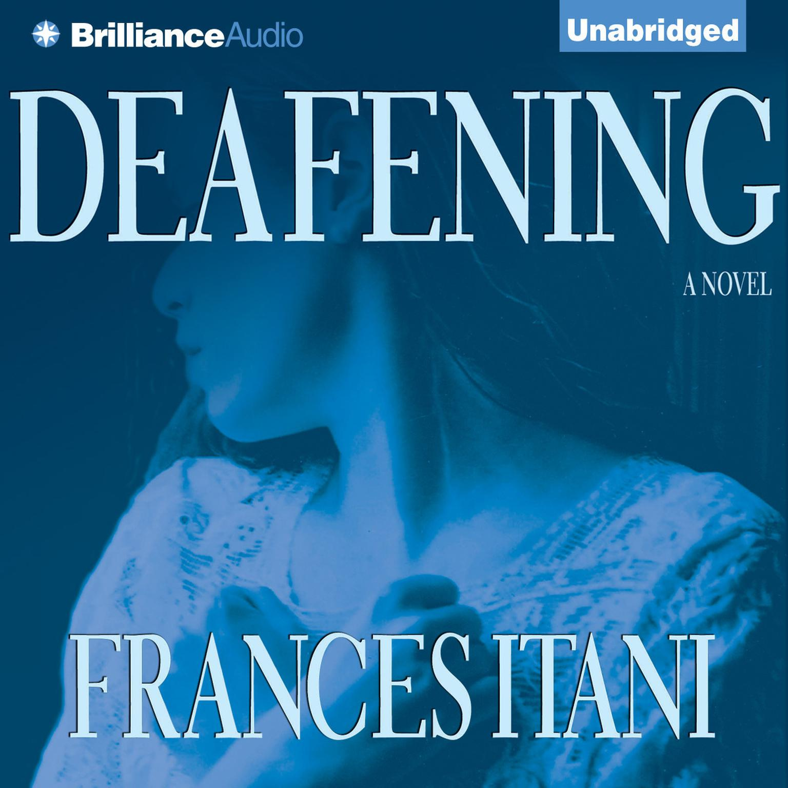 Printable Deafening: A Novel Audiobook Cover Art