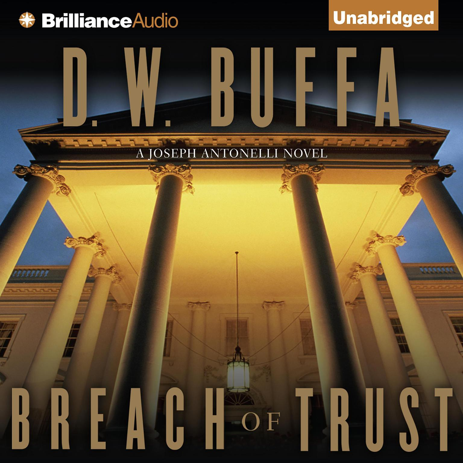 Printable Breach of Trust: How Washington Turns Outsiders into Insiders Audiobook Cover Art