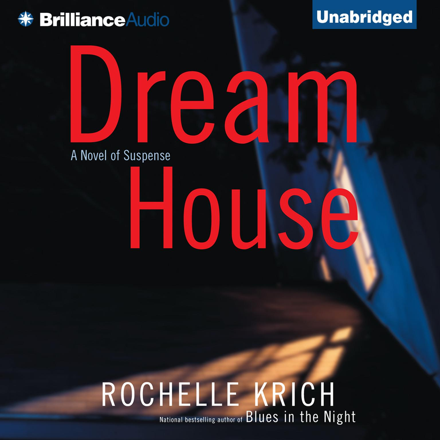 Printable Dream House Audiobook Cover Art