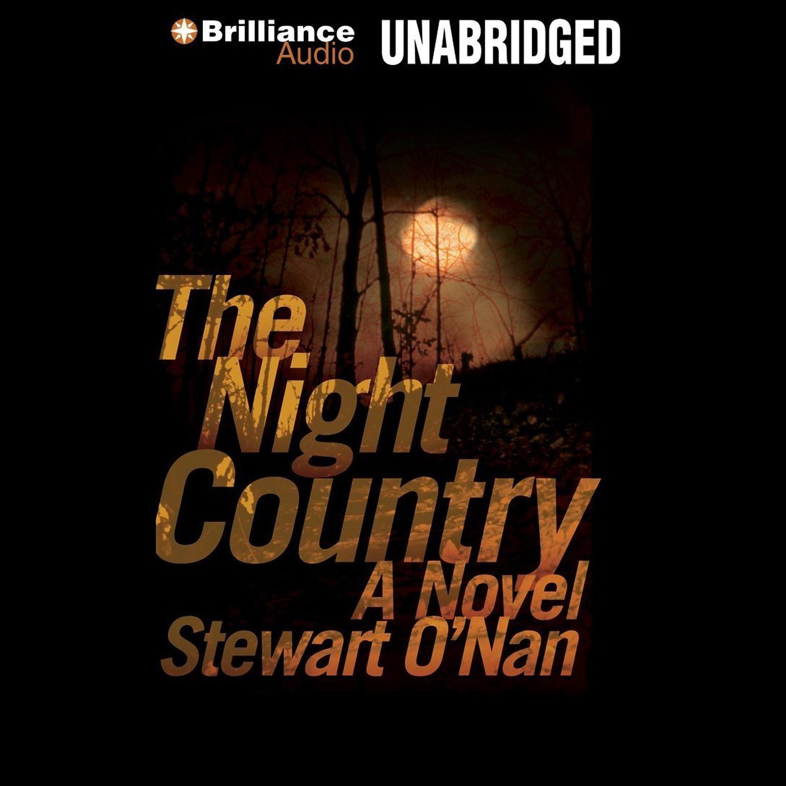 Printable The Night Country Audiobook Cover Art
