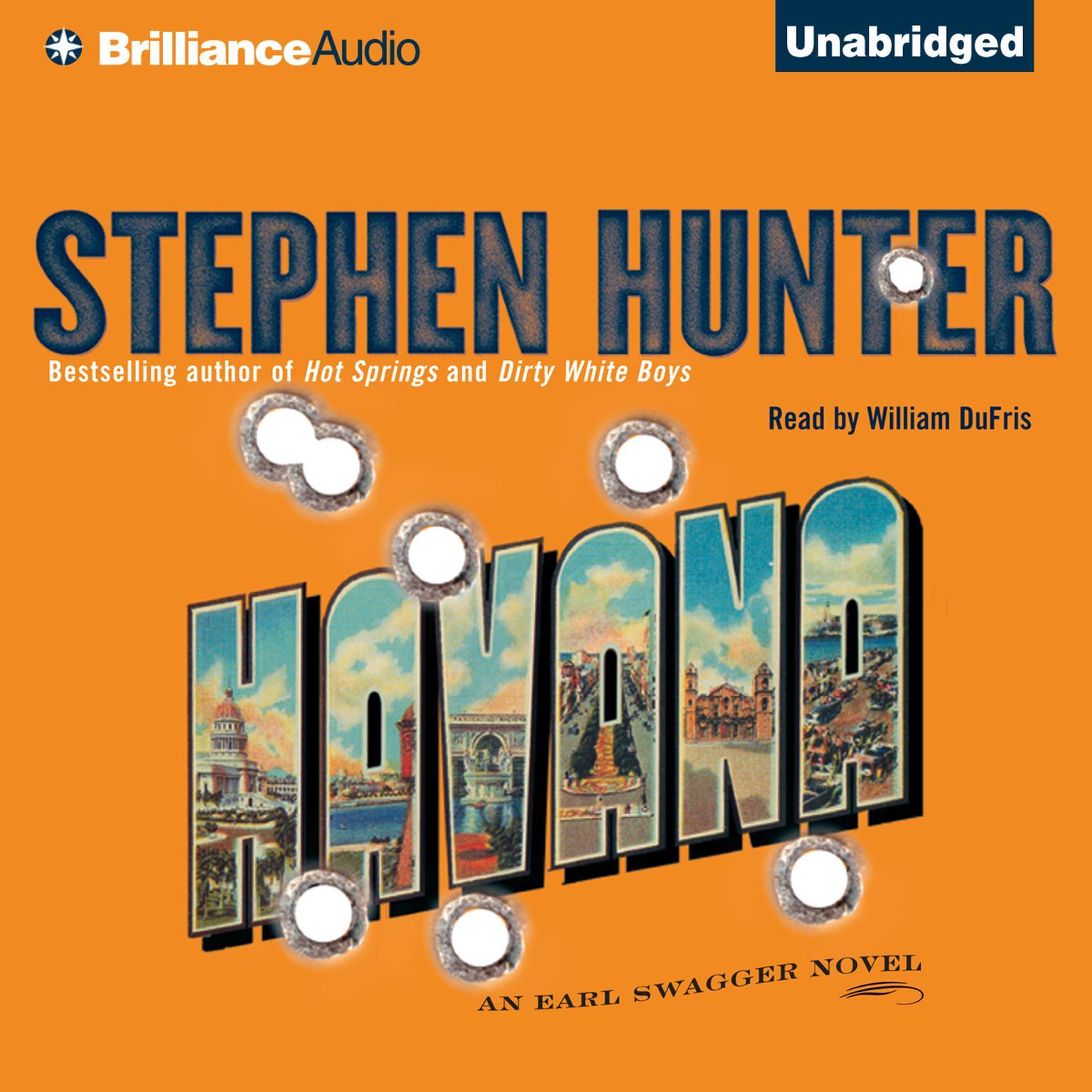 Printable Havana: A Swagger Family Novel Audiobook Cover Art