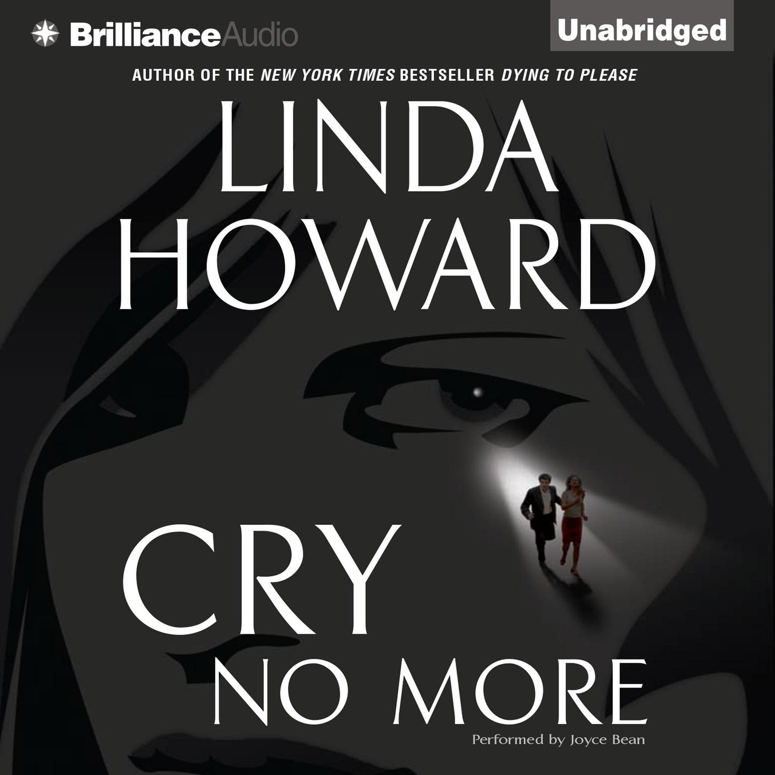 Printable Cry No More Audiobook Cover Art