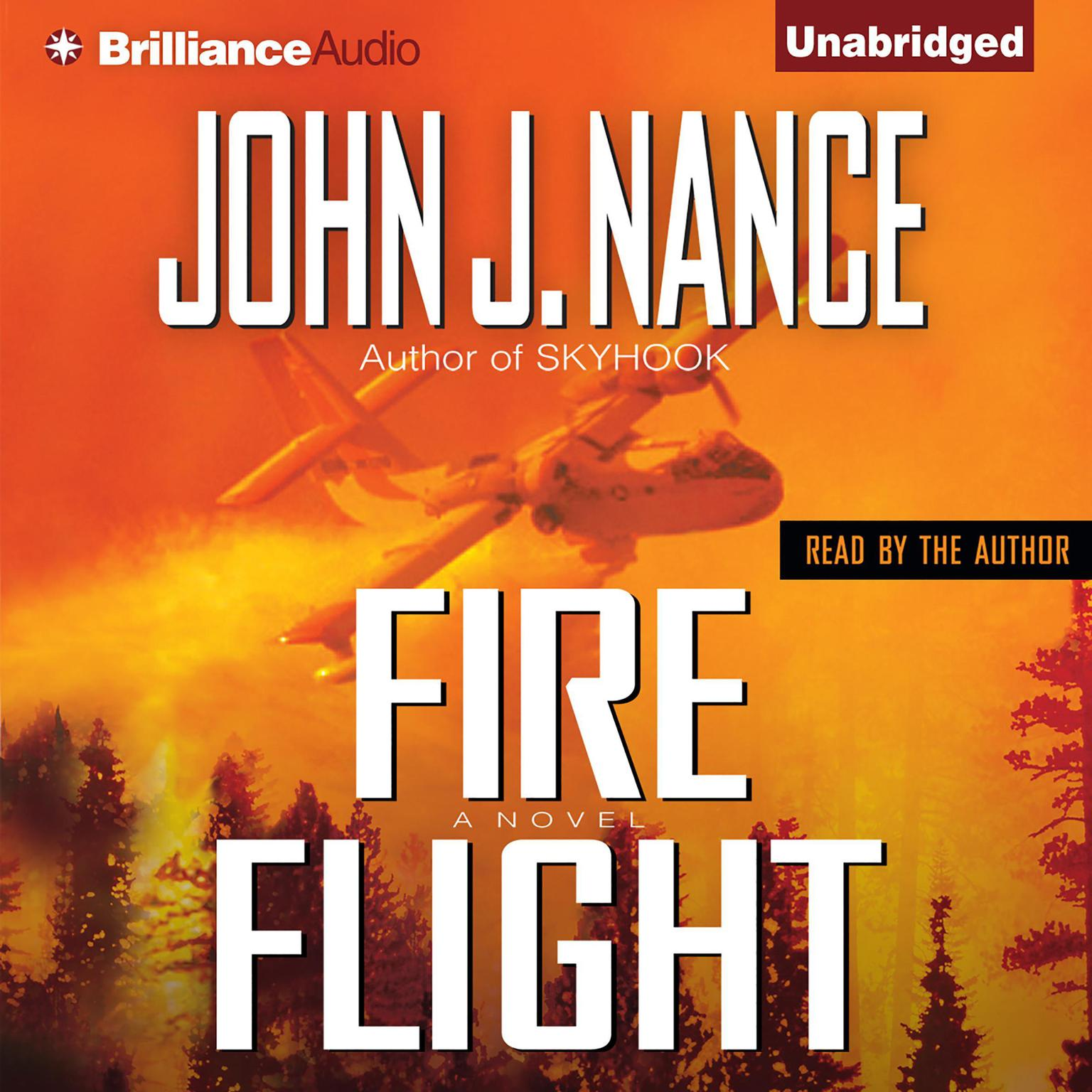 Printable Fire Flight Audiobook Cover Art