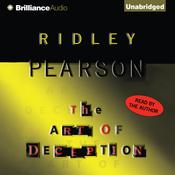 The Art of Deception Audiobook, by Ridley Pearson