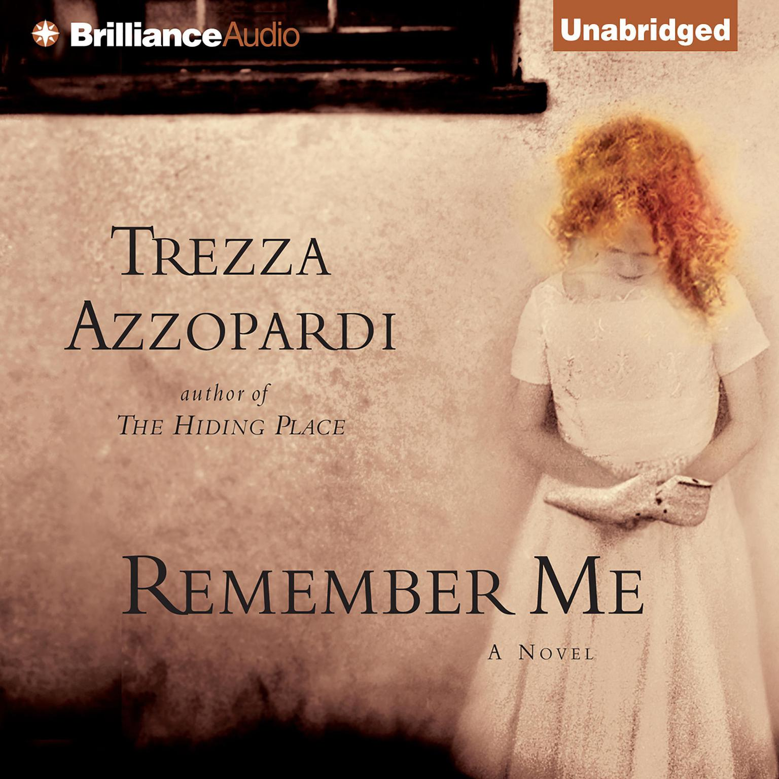 Printable Remember Me Audiobook Cover Art