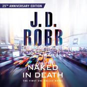 Naked in Death Audiobook, by J. D. Robb
