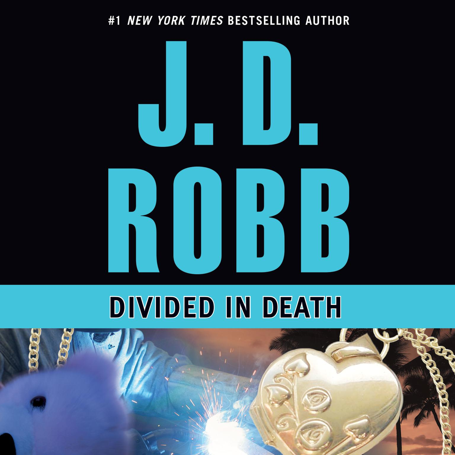 Printable Divided in Death Audiobook Cover Art