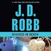 Divided in Death Audiobook, by J. D. Robb